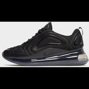 Nike Air Max 720 - Black/Black men's US 9